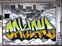 oakland tag